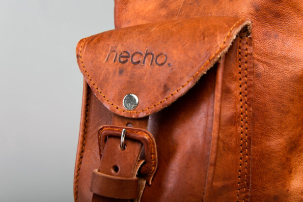 Rucksack Lederrucksack Backpack Leather Bag