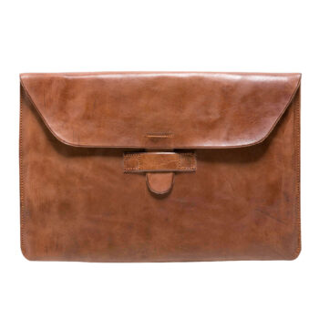 "hecho. handgemachte Ledertasche Lederhülle Tasche Hülle Sleeve Apple MacBook 12"" Case Protection, Fair Trade Leather Bag"