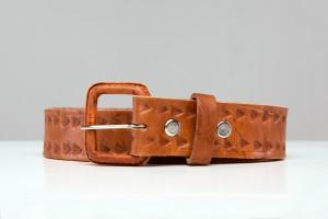 Gürtel Ledergürtel Vintage Leather Belt