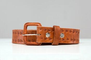 Gürtel Ledergürtel Vintage Leather Belt