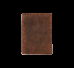Reisepass Hülle aus echtem Leder. Reisepass Tasche für Reisepass, EC Karten und Boardingpass.